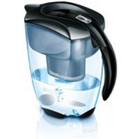 BRITA Elemaris Meter XL Water Filter Jug - Black (3.5L)