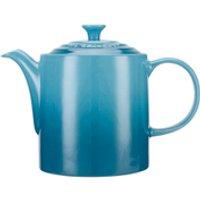 le-creuset-stoneware-grand-teapot-13l-teal