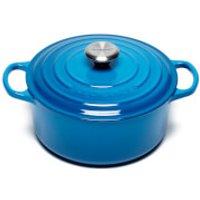 le-creuset-signature-cast-iron-round-casserole-dish-24cm-marseille-blue