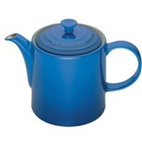 Le Creuset Stoneware Grand Teapot, 1.3L - Marseille Blue