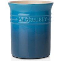 Le Creuset Stoneware Small Utensil Jar - Marseille Blue