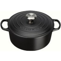 le-creuset-signature-cast-iron-round-casserole-dish-24cm-satin-black