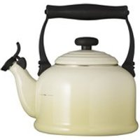 Le Creuset Traditional Kettle with Whistle - Almond