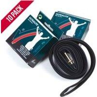 Vittoria Ultralite Road Inner Tube - 10 Pack - Presta 42mm - Black