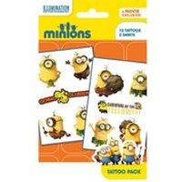 Minions Mix 2 Tattoo Pack