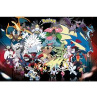Pokemon Mega Maxi Poster 61 x 91.5cm - Pokemon Gifts