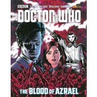 doctor-who-the-blood-of-azrael-graphic-novel