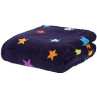 Catherine Lansfield Outer Space Throw - Multi - Space Gifts