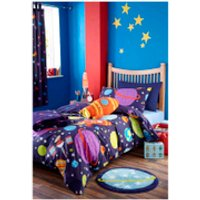 Catherine Lansfield Outer Space Throw - Multi