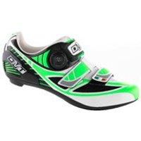 DMT Pegasus Road Shoes - White/Green Fluo - EU 37 - White/Green