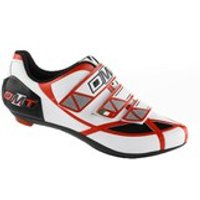 DMT Aries Road Shoes - White/Red/Black - EU 37 - White/Red/Black