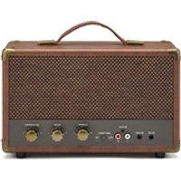 GPO Retro Westwood Bluetooth Speaker - Brown