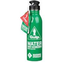 Green Glugg Waterbottle Thirst Extinguisher