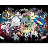 Pokemon Mega Mini Poster 40 x 50cm - Pokemon Gifts