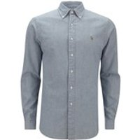 Polo Ralph Lauren Men's Slim Fit Chambray Shirt - Chambray - L