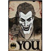 DC Comics Batman Comic Joker Needs You - 24 x 36 Inches Maxi Poster