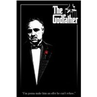 The Godfather - 24 x 36 Inches Maxi Poster - The Godfather Gifts