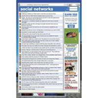 Social Networking Everything I Need To Know - 24 x 36 Inches Maxi Poster - Social Gifts