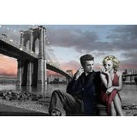 Brooklyn Nights Chris Consani - 24 x 36 Inches Maxi Poster