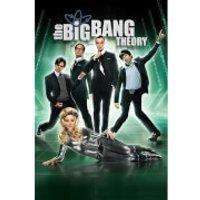 The Big Bang Theory Barbarella - 24 x 36 Inches Maxi Poster - The Big Bang Theory Gifts