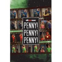 The Big Bang Theory Penny Penny Penny - 24 x 36 Inches Maxi Poster - The Big Bang Theory Gifts