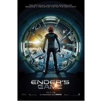 Enders Game Teaser - 24 x 36 Inches Maxi Poster