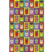 Heinz Tomato Soup Pop Art - 24 x 36 Inches Maxi Poster