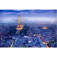 View Over Paris - 24 x 36 Inches Maxi Poster
