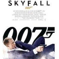 James Bond Skyfall White One Sheet - 16 x 20 Inches Mini Poster - James Bond Gifts
