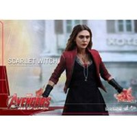Hot Toys Marvel Avengers Age Of Ultron Scarlett Witch 1:6 Scale Figure