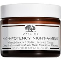 Origins High Potency Night-A-Mins Mineral-Enriched Oil-Free Renewal Cream 50ml