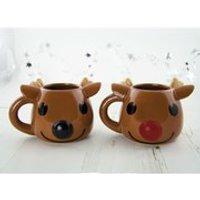 Rudolph Heat Changing Mug