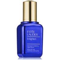 Estee Lauder Enlighten Dark Spot Correcting Night Serum - 50ml