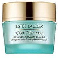 Este Lauder Clear Difference Oil Control/Mattifying Hydrating Gel 50ml