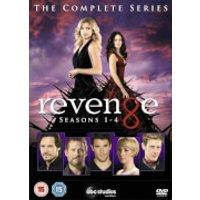 Revenge - Series 1-4