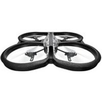 Parrot AR Drone 2.0 Elite Edition Quadricopter (720p HD Camcorder, 4GB Flash Storage) - Snow - Parrot Gifts