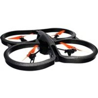 Parrot AR.Drone 2.0 Power Edition Quadricopter - Black/Red - Parrot Gifts