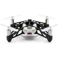 Parrot Minidrone Rolling Spider Drone with Camera - White - Manufacturer Refurbished - Parrot Gifts