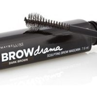 Maybelline Brow Drama Sculpting Brow Mascara (Various Shades) - Dark Brown