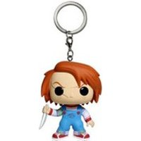 Childs Play Chucky Pocket Pop! Vinyl Key Chain