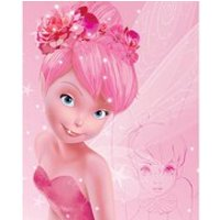 Disney Fairies Think Pink - 16 x 20 Inches Mini Poster