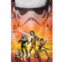 Star Wars Rebels Empire - 24 x 36 Inches Maxi Poster