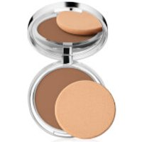 Clinique Stay-Matte Sheer Pressed Powder Oil-Free 7.6g - Brandy