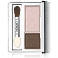 Clinique All About Shadow Duo Ivory Bisque/Bronze Satin