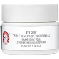 First Aid Beauty Eye Duty Triple Remedy Overnight Balm (15ml)