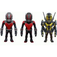 Hot Toys Marvel Ant Man Artist Mix Deluxe 3-Pack Figures - Artist Gifts