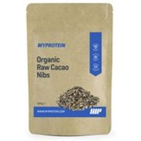 Organic Raw Cacao Nibs - 300g - Pouch - Unflavoured
