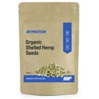 Organic Shelled Hemp Seeds - 300g - Pouch - Unflavoured