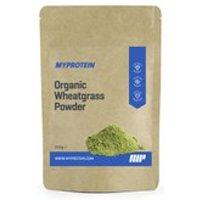 Organic Wheatgrass Powder - 250g - Pouch - Unflavoured