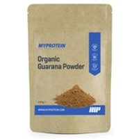 Organic Guarana Powder - 100g - Pouch - Unflavoured